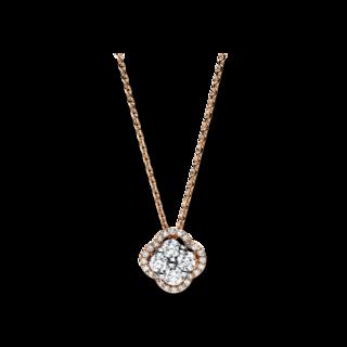Brogle Selection Halskette mit Anhänger Casual 4F686RW