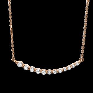 Brogle Selection Halskette mit Anhänger Casual 4F687R8