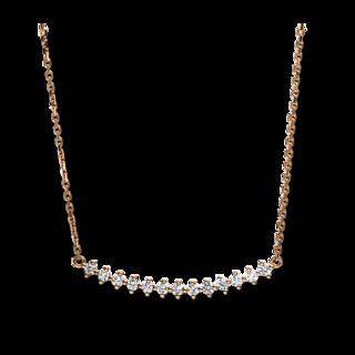 Brogle Selection Halskette mit Anhänger Casual 4F697R8