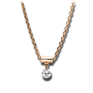 Brogle Selection Halskette mit Anhänger Casual 4F698R8