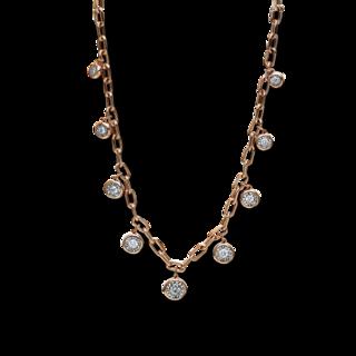 Brogle Selection Halskette mit Anhänger Casual 4F780R8-1