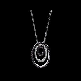 Brogle Selection Halskette mit Anhänger Casual 4F949W8-1