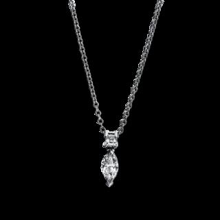 Brogle Selection Halskette mit Anhänger Casual 4G047W8-1