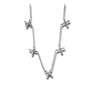 Brogle Selection Halskette mit Anhänger Casual 4G079W8-1