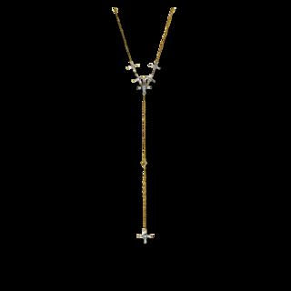 Brogle Selection Halskette mit Anhänger Casual 4G080G8-1
