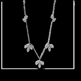 Brogle Selection Halskette mit Anhänger Casual 4G085W8-1