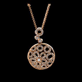 Brogle Selection Halskette mit Anhänger Casual 4G140R8-1