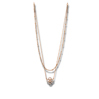 Brogle Selection Halskette mit Anhänger Casual 4G145R8-1