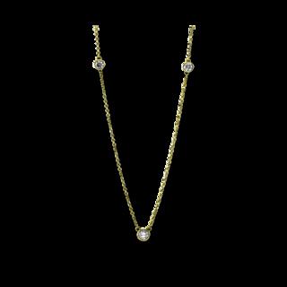 Brogle Selection Halskette mit Anhänger Casual 4G151G8-1