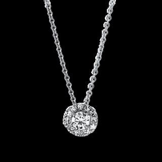 Brogle Selection Halskette mit Anhänger Casual 4G205W8-1