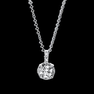 Brogle Selection Halskette mit Anhänger Casual 4G221W8-1