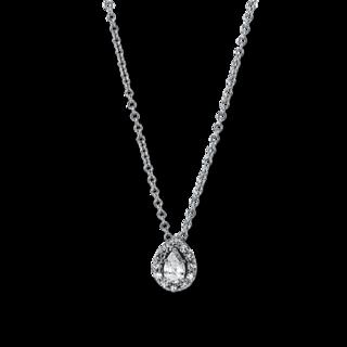 Brogle Selection Halskette mit Anhänger Casual 4G233W8-1