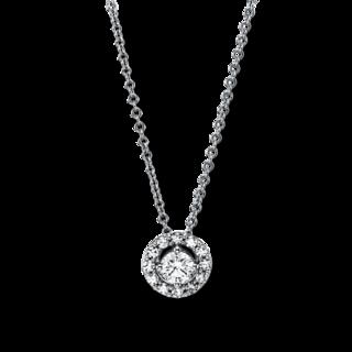 Brogle Selection Halskette mit Anhänger Casual 4G235W8-1
