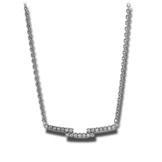 Brogle Selection Halskette mit Anhänger Casual 4G251W8-1