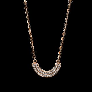 Brogle Selection Halskette mit Anhänger Casual 4G256R8-1