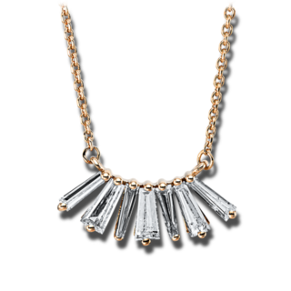 Brogle Selection Halskette mit Anhänger Casual 4G328R8-1