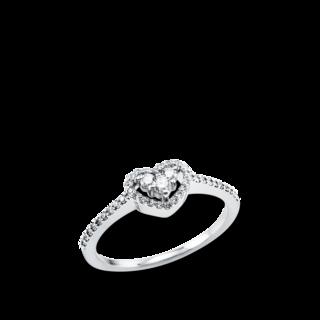 Brogle Selection Ring Casual Herz 1V494W4
