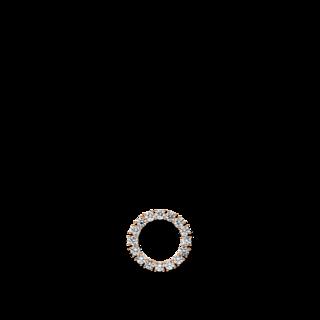 Brogle Selection Anhänger Casual Kreis 3D942R8