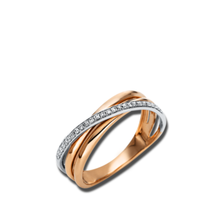 Brogle Selection Ring Casual 1C680RW