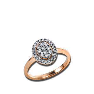 Brogle Selection Ring Casual 1V658R4