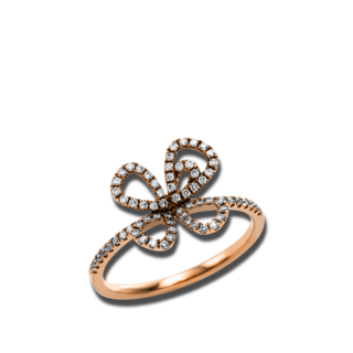 Brogle Selection Ring Casual Schmetterling 1V699R8