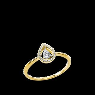 Brogle Selection Ring Casual Tropfen 1V457G8