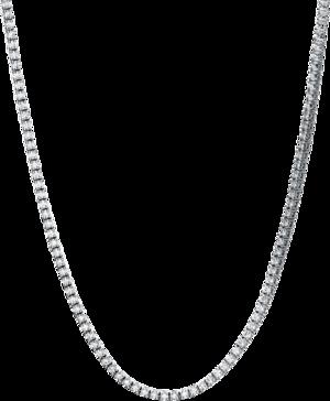 Halskette Brogle Selection Eternity aus 750 Weißgold mit 303 Brillanten (3,98 Karat)