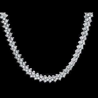 Brogle Selection Halskette Eternity 4F516W4-1