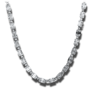 Brogle Selection Halskette Exceptional 4D504W8
