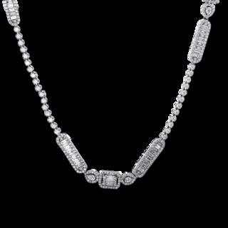 Brogle Selection Halskette mit Anhänger Exceptional 4E585W8