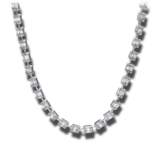 Brogle Selection Halskette mit Anhänger Exceptional 4E634W8-1