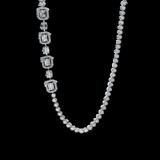 Brogle Selection Halskette mit Anhänger Exceptional 4E635W8-1