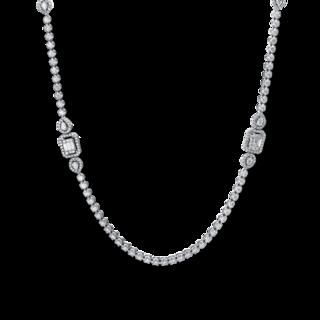Brogle Selection Halskette mit Anhänger Exceptional 4E641W8-1