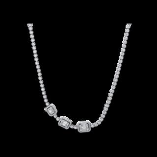 Brogle Selection Halskette mit Anhänger Exceptional 4E643W8-1
