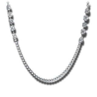 Brogle Selection Halskette mit Anhänger Exceptional 4E648W8-1