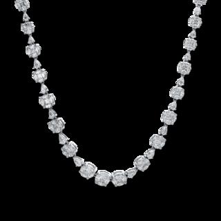 Brogle Selection Halskette mit Anhänger Exceptional 4E673W8-2