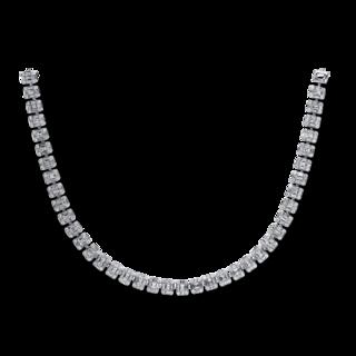 Brogle Selection Halskette mit Anhänger Exceptional 4E929W8-1