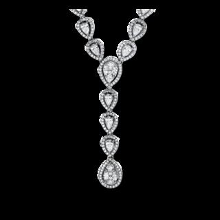 Brogle Selection Halskette mit Anhänger Exceptional 4F593W8