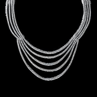Brogle Selection Halskette mit Anhänger Exceptional 4G101W8-1