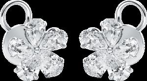 Ohrstecker Brogle Selection Exceptional aus 750 Weißgold mit 10 Diamanten (2 x 2,515 Karat)