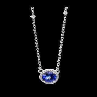 Brogle Selection Halskette mit Anhänger Felicity 4B268W8-1