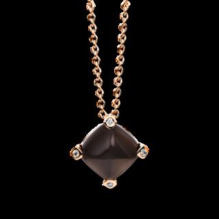 Brogle Selection Halskette mit Anhänger Felicity 4B851R8-1