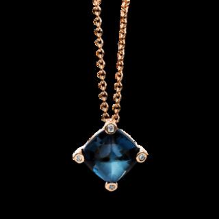Brogle Selection Halskette mit Anhänger Felicity 4B852R8-1