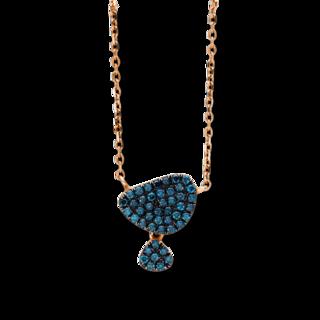 Brogle Selection Halskette mit Anhänger Felicity 4D225R8-2