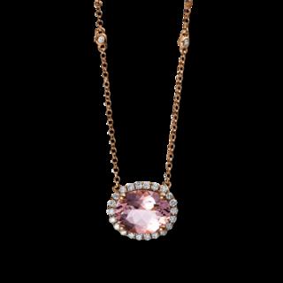 Brogle Selection Halskette mit Anhänger Felicity 4D821R4-2