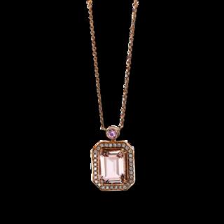 Brogle Selection Halskette mit Anhänger Felicity 4D878R8-5