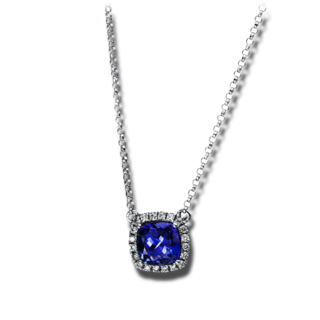 Brogle Selection Halskette mit Anhänger Felicity 4E211W4-1