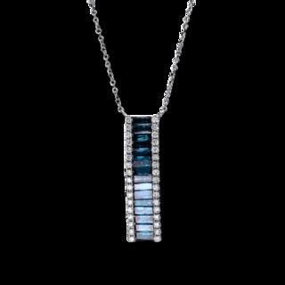 Brogle Selection Halskette mit Anhänger Felicity 4E352W8-1