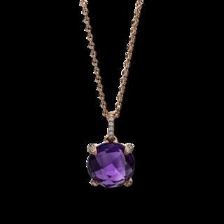 Brogle Selection Halskette mit Anhänger Felicity 4E515R8-1