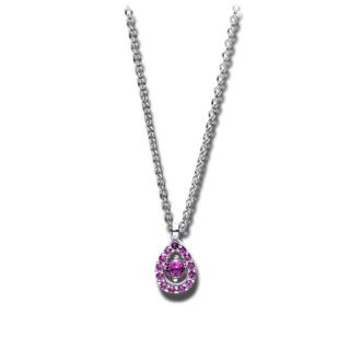 Brogle Selection Halskette mit Anhänger Felicity 4E745W8-1